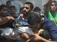 Gazze'de Şehit Sayısı 260'a Yükseldi
