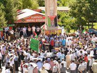 Bingöl'de Siyonist İsrail Katliamı Lanetlendi