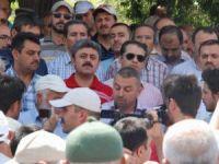 Aksaray'da Siyonist İsrail Protestosu