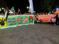 Sivas'ta Gazze'ye Destek Eylemleri Sürüyor