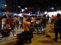 Adana'da Gazze İçin Motosiklet Konvoyu Oluşturuldu