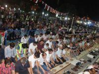 Gebze Gazze İçin Duaya Kalktı