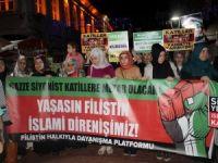 Bartın'dan Gazze'ye, Direnişe Bin Selam