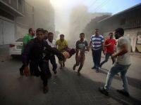 Gazze'de Şehit Sayısı 1359'a Yükseldi