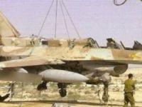 Kassam Tarafından Vurulan İsrail F-16'sı Böyle İnebildi