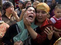 Urumçi'deki Acı ve Çin Huileri