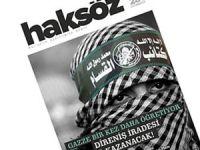 Haksöz Dergisinin Ağustos 2014 Sayısı Çıktı