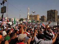 Mısır'da Darbe Karşıtı Gösteriler Düzenlendi