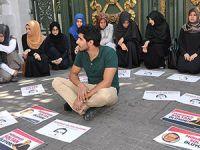 Açlık Grevindeki Mısırlı Aktivist Sultan İçin Eylem