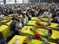 Suriye'deki Çatışmalarda 8 Hizbullah Üyesi Öldürüldü