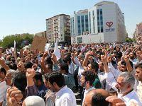 Gazeteci Adıyaman İçin Diyarbakır'da Eylem Yapıldı