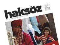 Haksöz Dergisinin Eylül 2014 Sayısı Çıktı