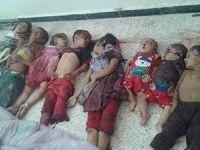 Esed, Sivil Otobüs Bombaladı: 10 Çocuk, 5 Kadın Öldü