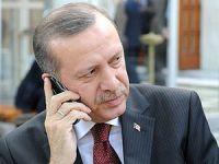Cumhurbaşkanı Erdoğan, Sibsi'yi Tebrik Etti