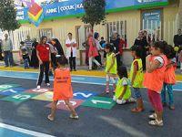 Esenler'de Esma Biltaci Çocuk Sokağı