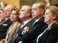 Erdoğan'dan TÜSİAD Toplantısında TÜSİAD Eleştirisi