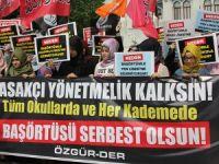 Özgür-Der'den Başörtüsü Yasağını Kaldıran Hükümete Teşekkür