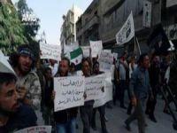 Suriyeli Muhaliflerden Batı'nın Saldırısı ile İlgili Açıklama