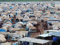 Suriye'deki Çadır Kentlerde Kış Hazırlığı