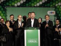 Bosna'da Seçimleri Bakir İzzetbegoviç'in Partisi Kazandı