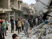 Halep'te Yine Varil Katliamı: 22 Ölü! (VİDEO)