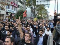 PKK'nın Katliamları İstanbul'da Lanetlendi