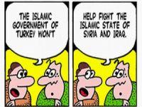 Batılı gözüyle Türkiye ve IŞİD