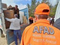 AFAD Suriyeli Kürtlere Yardım İçin Köy Köy Geziyor