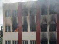 Mardin' de Öğrenci Yurdu İkinci Kez Kundaklandı