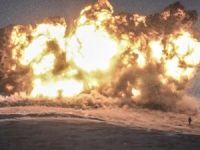 PYD'nin Kaybettiği Bölgeleri Yoldaşı ABD Bombalıyor