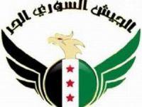 Kobani'ye Asker Gönderme Haberine ÖSO'dan Yalanlama