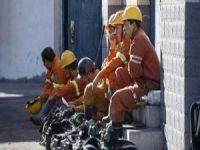 Doğu Türkistan'da Kömür Madeninde Göçük
