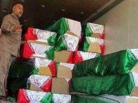 'Suriye'de Öldürülen İranlı Sayısı Bini Geçti'
