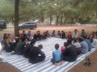 Özgür-Der ve Özgün-Der Gençlği Piknikte Buluştu