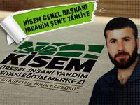 KİSEM Genel Başkanı İbrahim Şen'e Tahliye