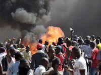 Burkina Faso'daki Çatışmalarda 30 Kişi Öldü