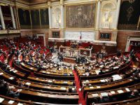 Fransa Senatosu Filistin Tasarısını Kabul Etti