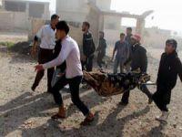 Suriye'de Hava Saldırıları 16 Can Aldı (FOTO)