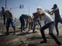 Kudüs'te 'Öfke Günü'