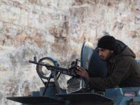 Ahraruş Şam Zabadani'de 2 Kontrol Noktasını Ele Geçirdi