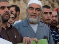 Siyonist İsrail'den Raid Salah'a 9 Ay Hapis Cezası