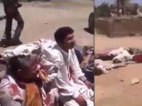 Irak'ta Şii Milislerin Sivillere Uyguladığı İşkence