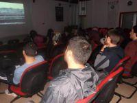 UÜ. İnsani Değerler Topluluğu Film Gösterimi Düzenledi