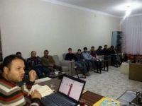 Has-Der'de Kur'an Çalışmaları Devam Ediyor