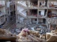Rejim Uçakları Yermük Kampını Bombaladı