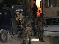 İstanbul Esenler'de 500 Polisle Operasyon