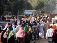 Mısır'da Darbe Karşıtı Gösteriler