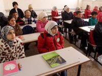 Halep'te Bombalar Altında Eğitim