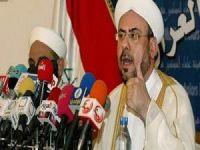 Muhammed Faydi: Sünniler Irak Güçleriyle İşbirliği Yapmaz