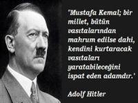 Atatürk'ün İkinci Öğrencisi Hitler